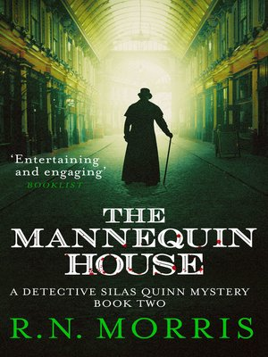 cover image of The Mannequin House