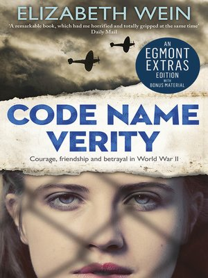 cover image of Code Name Verity