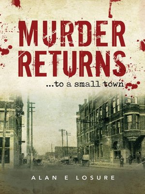 cover image of Murder Returns... to a Small Town