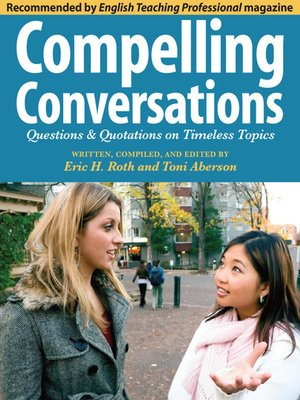 cover image of Compelling Conversations