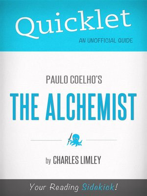 cover image of Quicklet on Paulo Coelho's the Alchemist