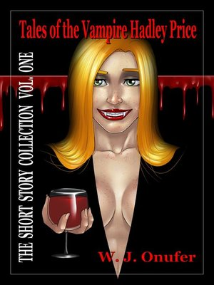 cover image of Tales of the Vampire Hadley Price