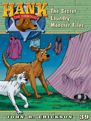 cover image of The Secret Laundry Monster Files