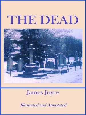 cover image of THE DEAD (Annotated)