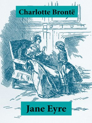 cover image of Jane Eyre (Texto Completo)