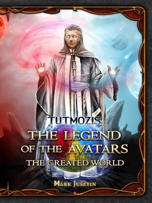 cover image of The Legend of the Avatars