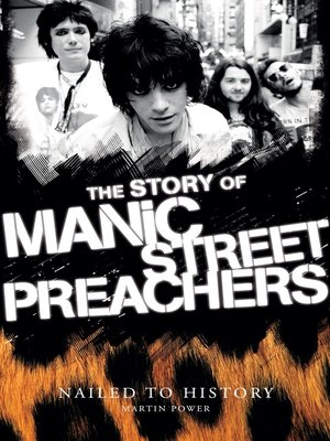 cover image of The Story of Manic Street Preachers