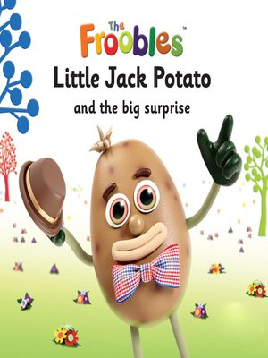cover image of Little Jack Potato and the big surprise