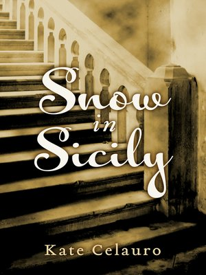 cover image of Snow in Sicily