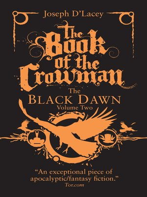 cover image of The Book of the Crowman