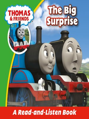 cover image of The Big Surprise