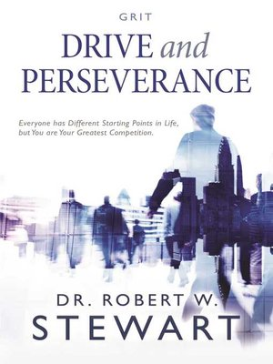 cover image of Drive and Perseverance