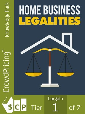 cover image of Home Businesses Legalities