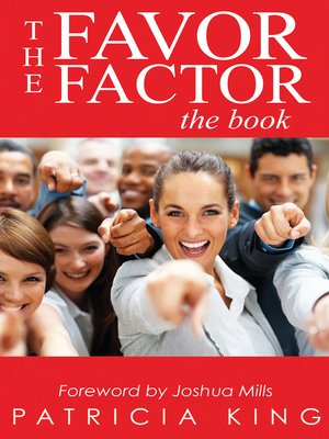 cover image of The Favor Factor