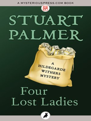 cover image of Four Lost Ladies