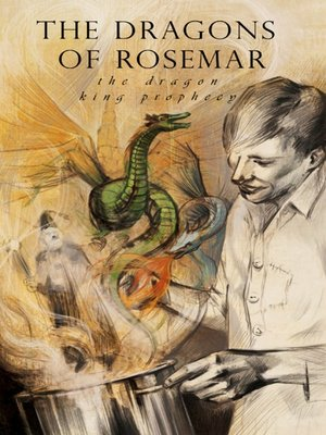cover image of The Dragons of Rosemar