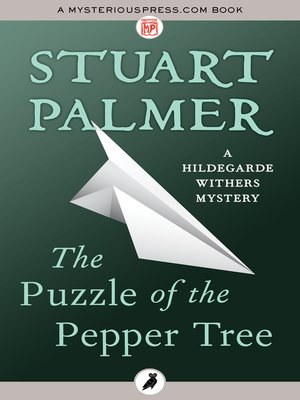 cover image of The Puzzle of the Pepper Tree