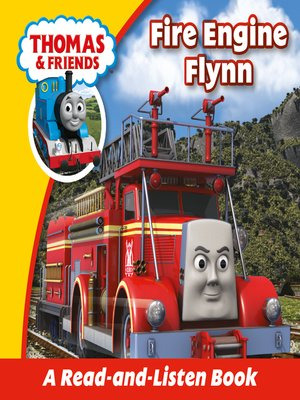 cover image of Fire Engine Flynn