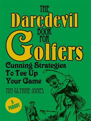 cover image of Daredevil Book for Golfers