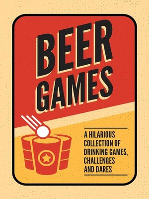 cover image of Beer Games