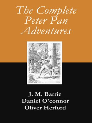 cover image of The Complete Peter Pan Adventures