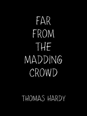 far from the madding crowd ebook