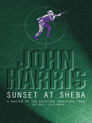 cover image of Sunset At Sheba