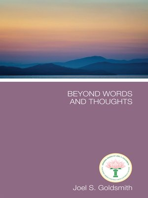 cover image of Beyond Words and Thoughts