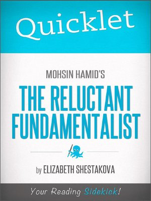 cover image of Quicklet on Mohsin Hamid's the Reluctant Fundamentalist
