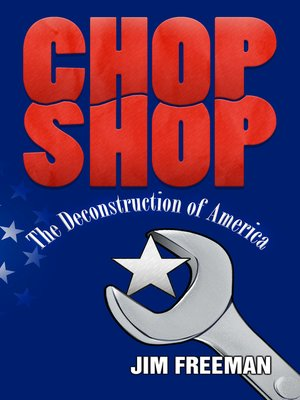 cover image of Chop Shop