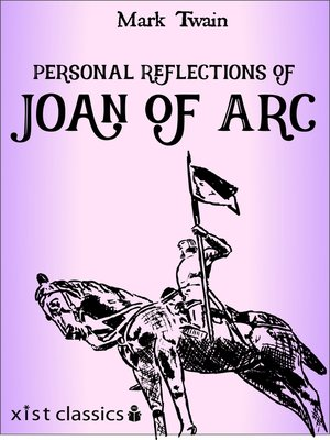 cover image of Personal Reflections of Joan of Arc