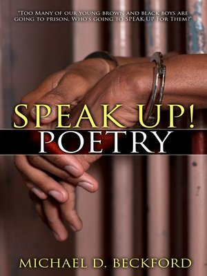 cover image of Speak Up! Poetry