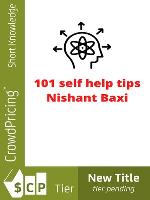 cover image of 101 Self Help Tips
