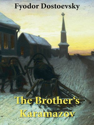 cover image of The Brother's Karamazov