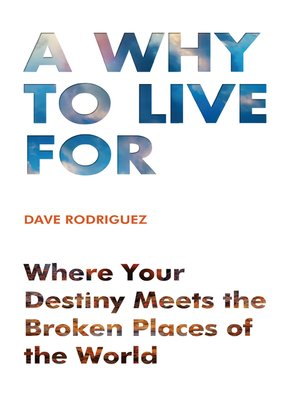 cover image of A Why to Live For