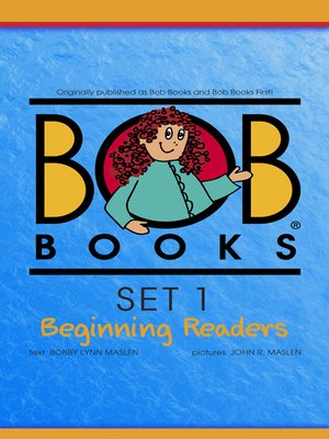 cover image of Bob Books Set 1