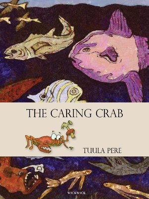 cover image of The Caring Crab