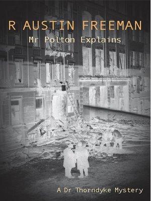 cover image of Mr Polton Explains