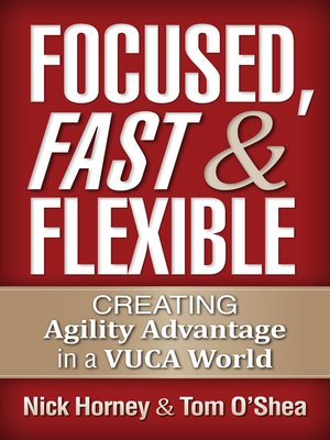 cover image of Focused, Fast and Flexible