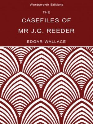 cover image of The Casefiles of Mr J. G. Reeder