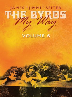 cover image of 'The Byrds--My Way' Volume 6