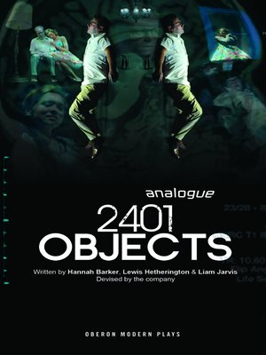 cover image of 2401 Objects