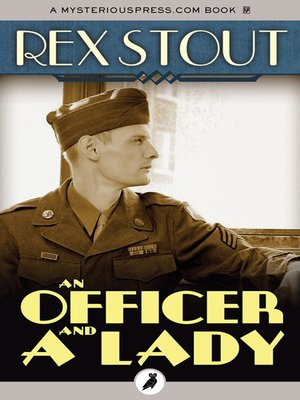 cover image of An Officer and a Lady