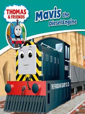 cover image of Mavis the Diesel Engine