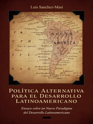 cover image of Política Alternativa para el Desarrollo Latinoamericano