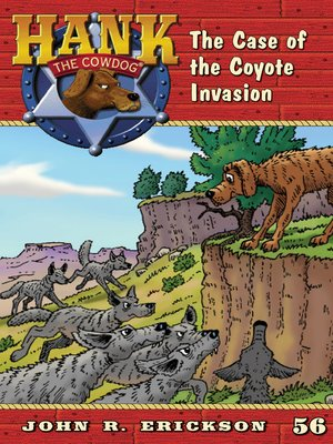 cover image of The Case of the Coyote Invasion