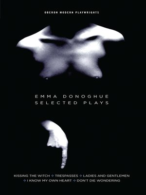 cover image of Emma Donoghue