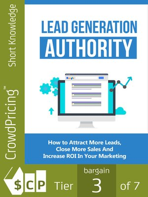 cover image of Lead Generation Authority