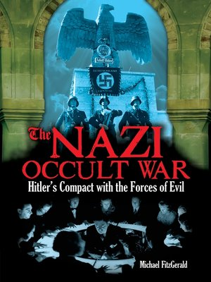 cover image of The Nazi Occult War