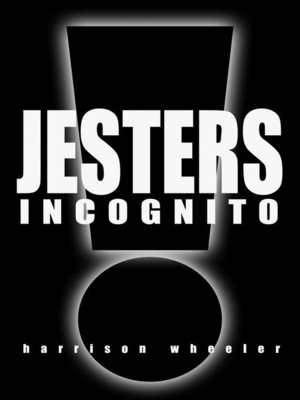cover image of Jesters Incognito